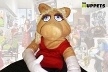 Muppets Peggy los Moppets