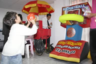 Modulo inflable fiestas