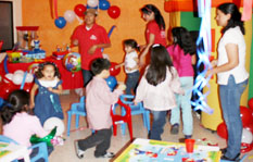 Fiestas infantiles y recreacion