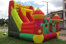 Saltarines para fiestas infantiles