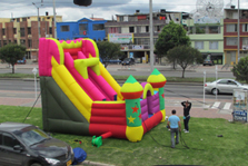 Fiestas con inflables
