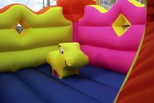 Saltarines inflables para eventos