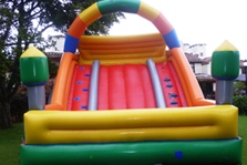 Saltarines recreativos para eventos