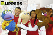 Titeres los Moppets